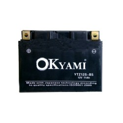 YTZ12S-BS YTZ12SBS battery