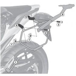 Tubular Holder for Soft Bags TE6405