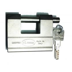 Single lock In Tempered...