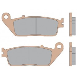 Brake pads MHR Synt Front Rear