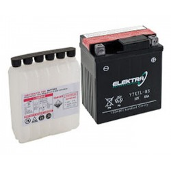 Battery YT9B-BS YT9BBS Elektra