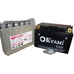 YT12A-BS YT12ABS Battery