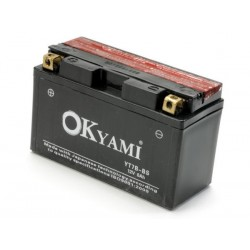 YT7B-BS battery with...