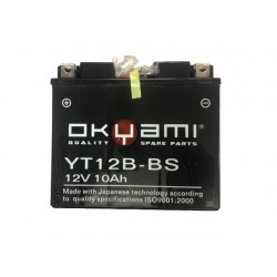 Battery YT12B-BS YT12BBS