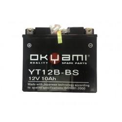 YT12B-BS YT12BBS Battery