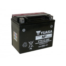 Battery YTX12-BS YTX12BS...