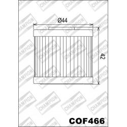 Champion COF466 oil filter...