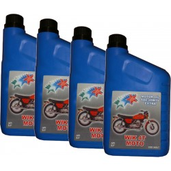 Engine Oil SAE 20w50 Extra...