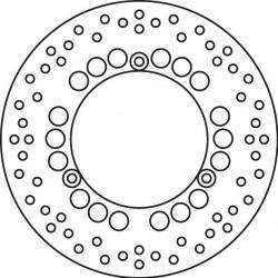 Brake Disk Rear 68B407C4