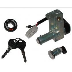 Lock Kit 2 pz steering lock...
