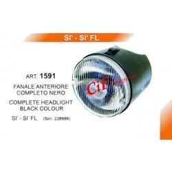 Faro Headlight Complete
