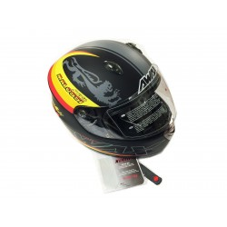 Helmet Integral Fiber Glass