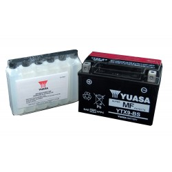 Battery YTX9-BS YTX9BS the...