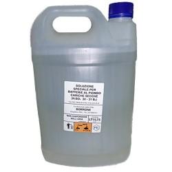 Acid tank (H2SO4) for car,...