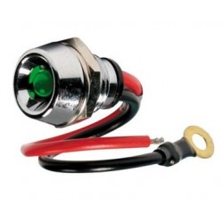 Led Indicator Light 12V Green