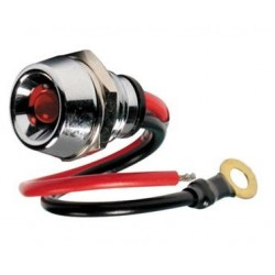 Led Indicator Light 12V Red