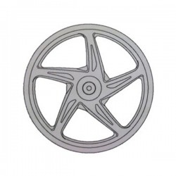 Alloy Wheel Rim Front WR052S