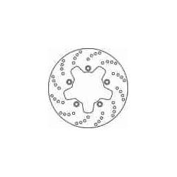 Disco Freno Anteriore - DR318