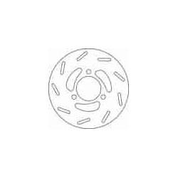Brake Disc Front Rear - DR100