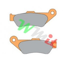 Brake Pads MHR Synt Front