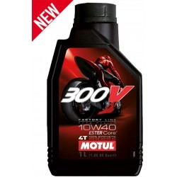 Olio Motore 300v 10w40 4T...