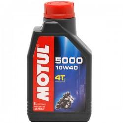 Engine oil 5000 10w40 4T HC...