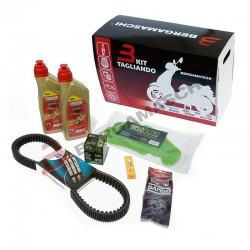 Complete cutting kit...