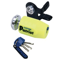 Oxford OF 40 disc lock...