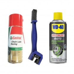 Cleaning KIT chain Cleaner...
