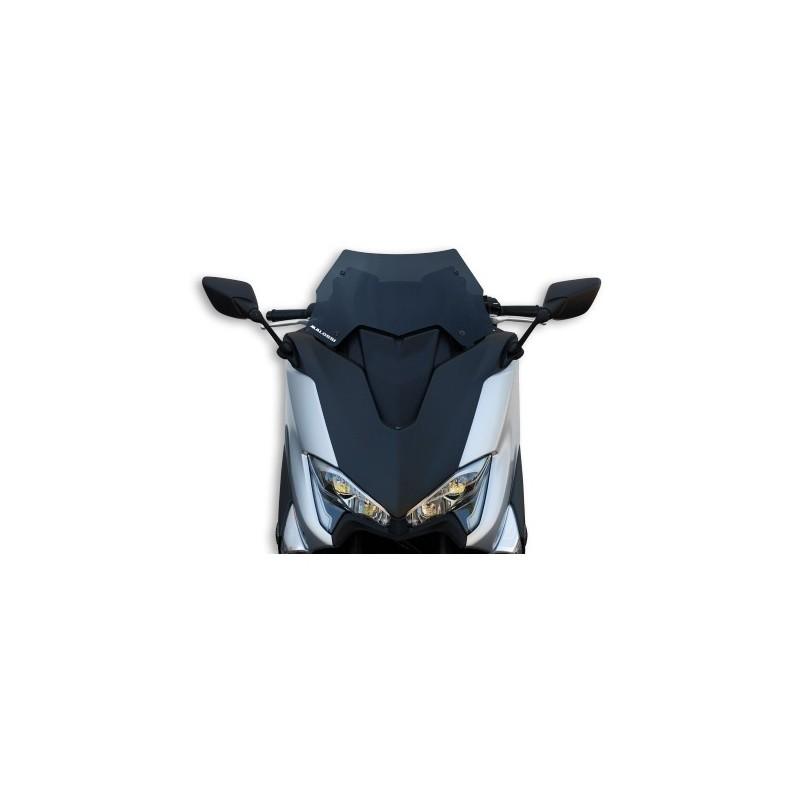 TUINCYN Mini Indicatore di direzione per moto Indicatore luminoso di marcia Forma di proiettile Universale nero Motociclo Lampadina di guida per Chopper Bobber Cafe Racer Moto Street Sports Bike 14V confezione da 4