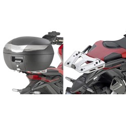 Specific rear rack for GIVI...