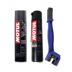 KIT CLEAN LUBRICATE CHAIN...