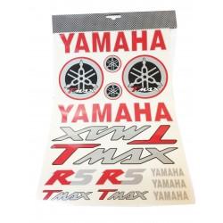 Kit Adesivi Yamaha T-Max...
