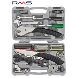 Ready-to-cycle Tools Set