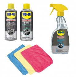 Cleaning Kit Motorcycle...