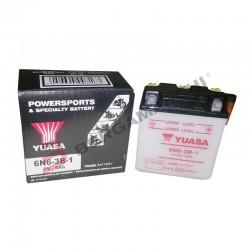 Batteria Yuasa 6N6-3B 6N63B...