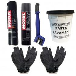 Chain Cleaning Kit Motul...