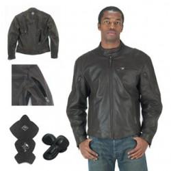 Leather jacket Starsky 890