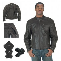 Starsky 890 leather jacket