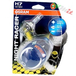 Bulbs 12 55 H7 Night Racer