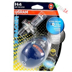 Bulbs 12 60/55 H4 Racer...
