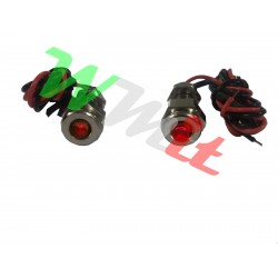 Led a Perno Rosso 10W