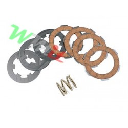 Clutch Vespa 50 4 Discs