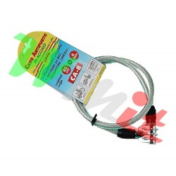 Anti-Theft Cable For Cycles