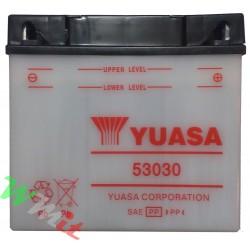 Battery 53030 12v-30Ah +...