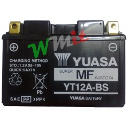 Battery YT12A-BS YT12ABS...