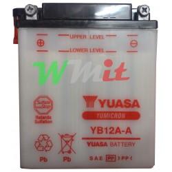 Batteria YB12A-A + Acido...