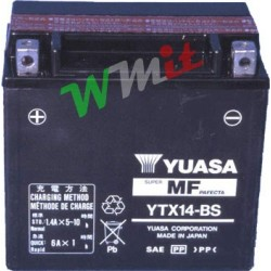 Battery YTX14-BS YTX14BS...