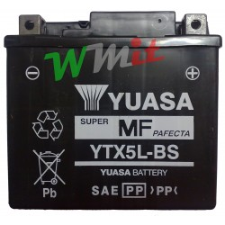 Battery YTX5L-BS YT5LBS...