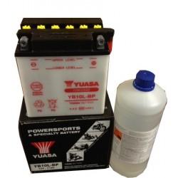 Batteria YB10L-BP + Acido...